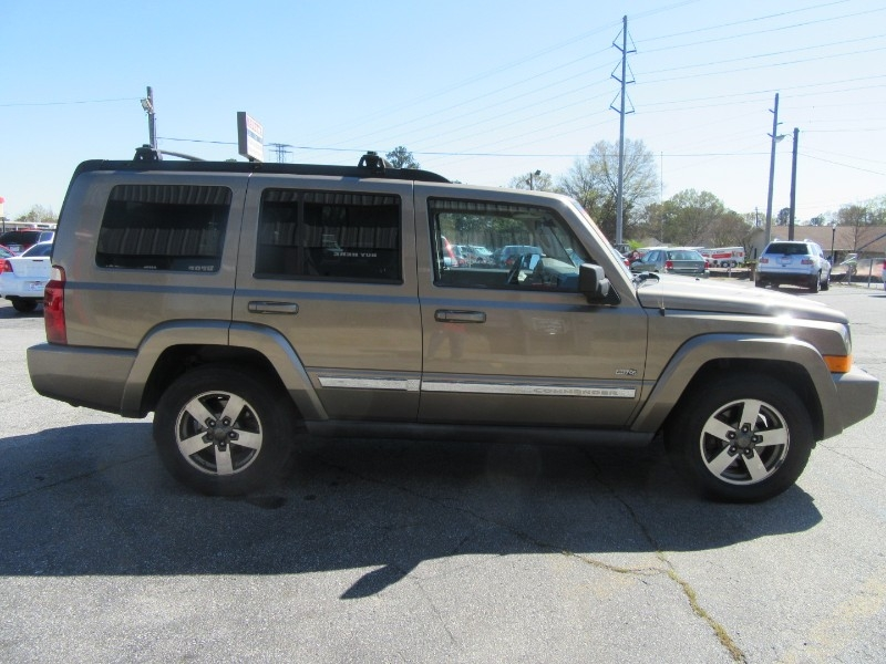 Jeep Commander 2006 price $699 Down