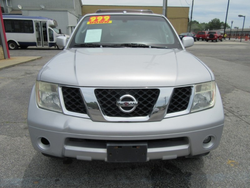 Nissan Pathfinder 2006 price $999 Down