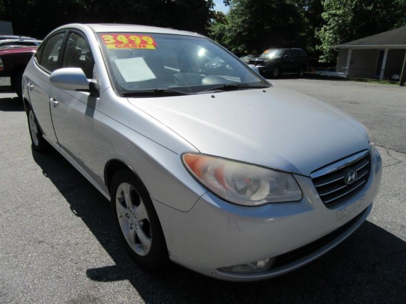 Hyundai Elantra 2009 price $3,199