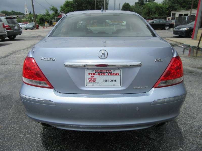 Acura RL 2005 price $599 Down