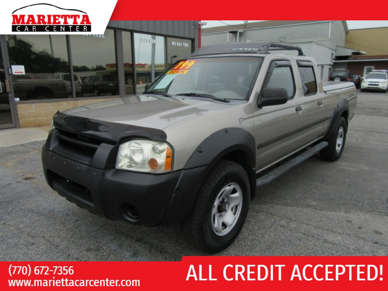 Nissan Frontier 2002 price $799 Down