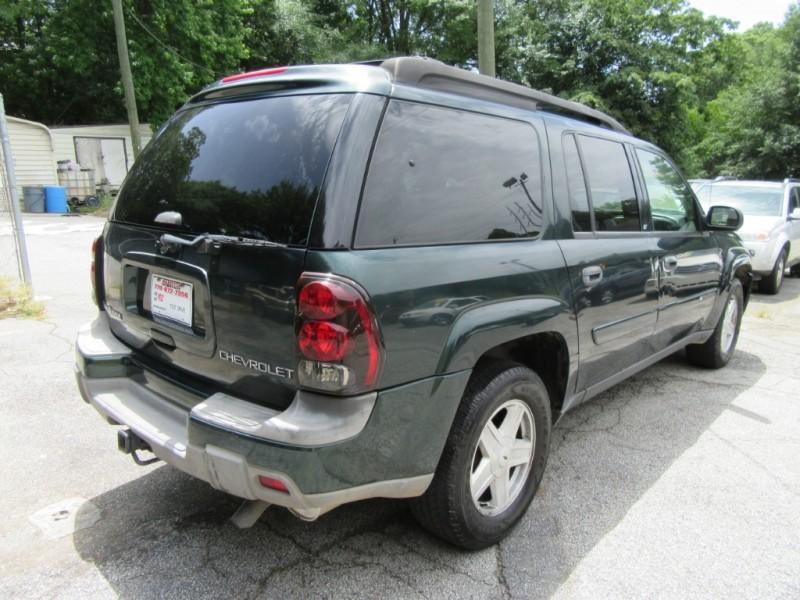 Chevrolet TrailBlazer 2003 price $2,995