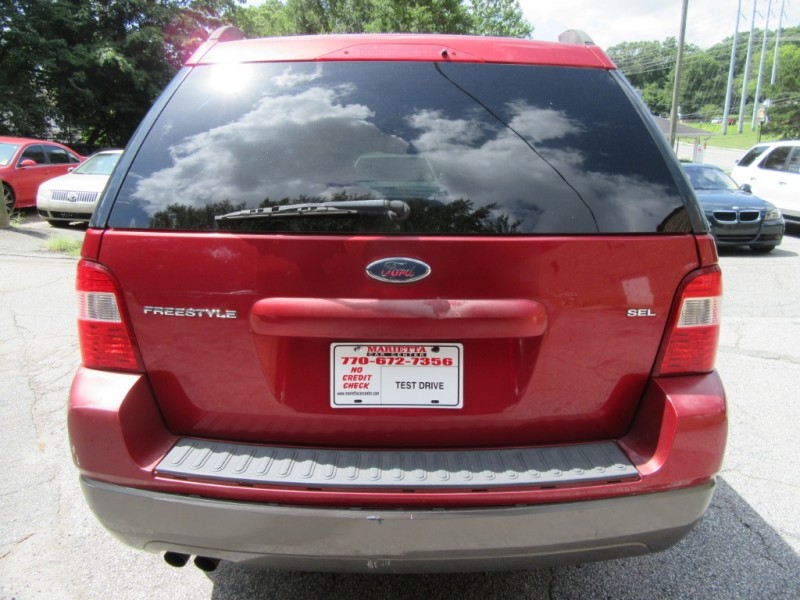 Ford Freestyle 2006 price $3,595
