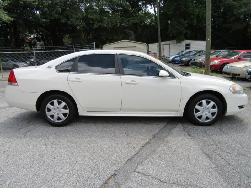 Chevrolet Impala 2009 price $3,195