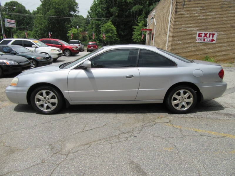 Acura CL 2001 price $2,495