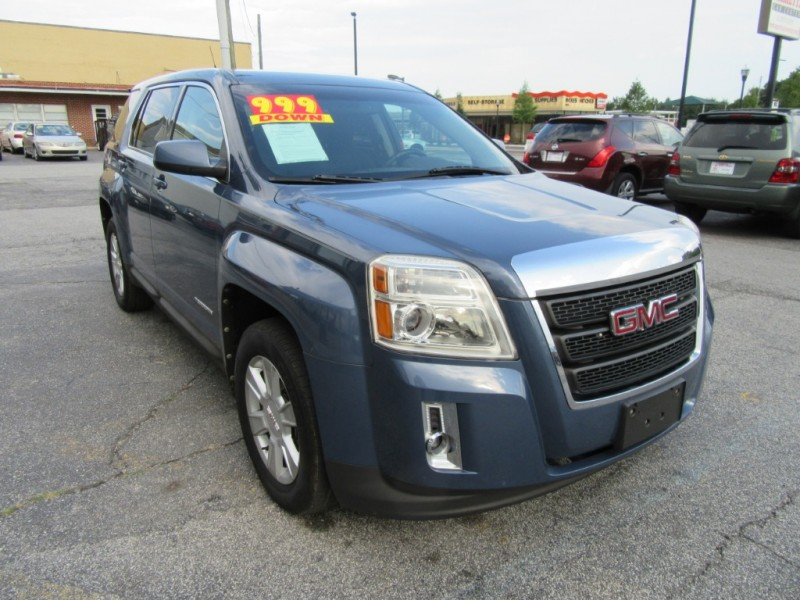 GMC Terrain 2011 price $999 Down