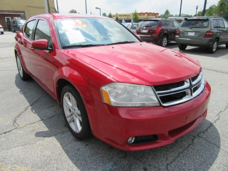 Dodge Avenger 2013 price $899 Down