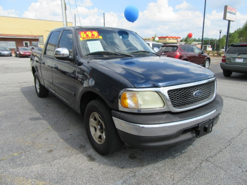 Ford F-150 2002 price $699 Down