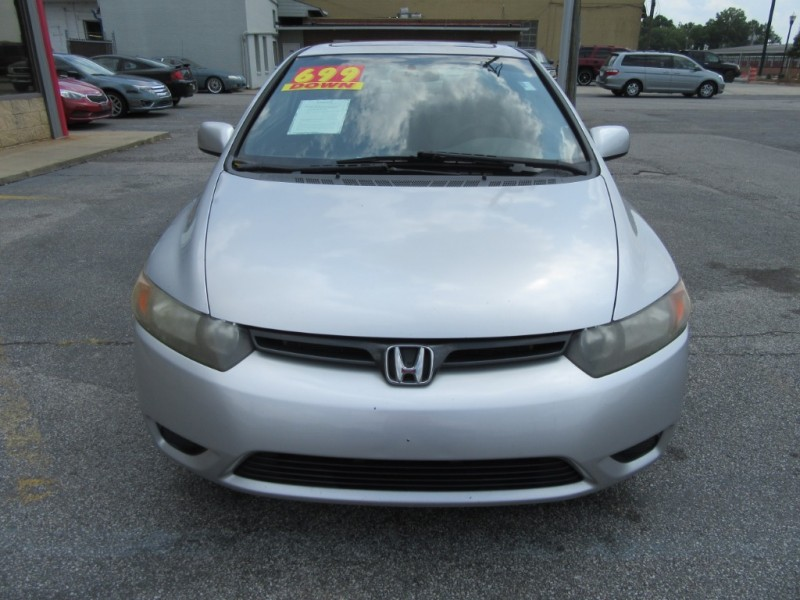 Honda Civic Cpe 2008 price $699 Down