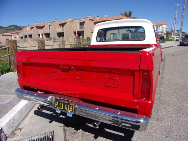 FORD F-100 CUSTOM 1965 price $19,950