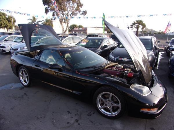 CHEVROLET CORVETTE 2004 price $13,995