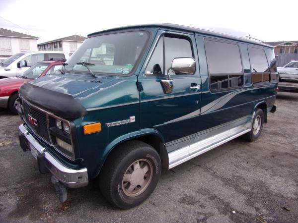 GMC G2500 VANDURA 1995 price $2,995