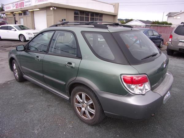 SUBARU IMPREZA 2007 price $3,995