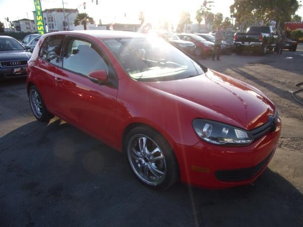 VOLKSWAGEN GOLF 2012 price $4,995