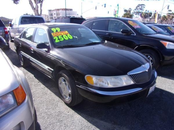 LINCOLN CONTINENTAL 1999 price Call for Pricing.