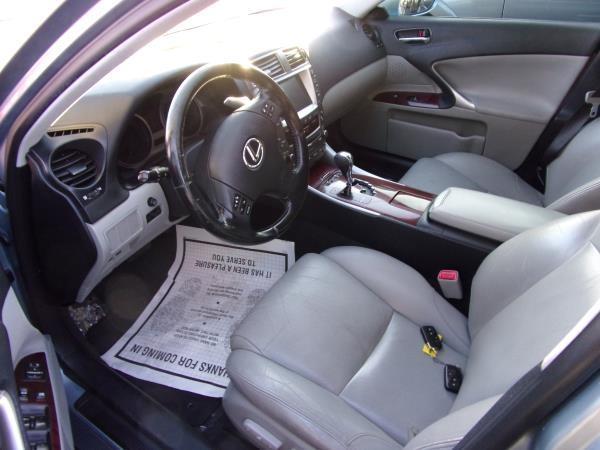LEXUS IS 350 2007 price $8,995