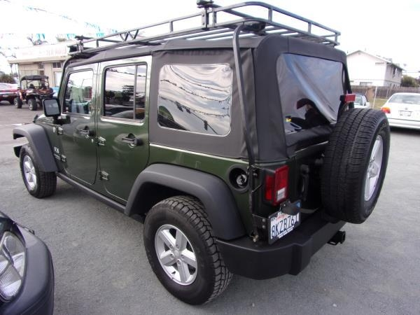 JEEP WRANGLER UNLIMITED 2007 price $18,995