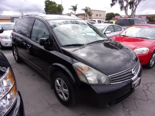 NISSAN QUEST 2008 price $3,995