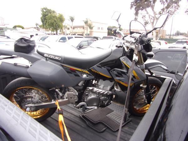 SUSUKI DRZ 400 2016 price $5,995