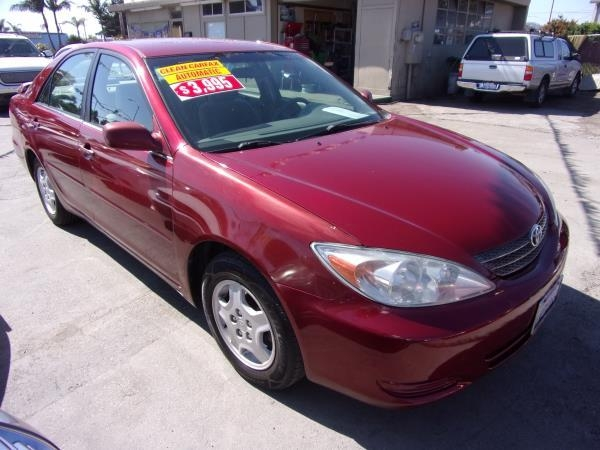 TOYOTA CAMRY 2002 price Call for Pricing.