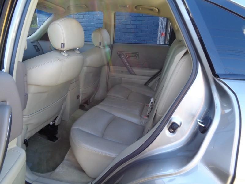 Infiniti FX35 2005 price $5,495