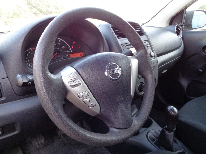 Nissan Versa 2015 price $5,295