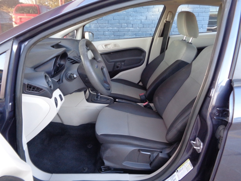 Ford Fiesta 2012 price $5,295