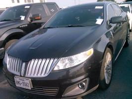 Lincoln MKS 2010