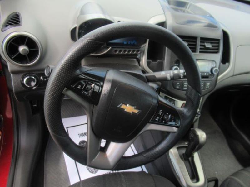 Chevrolet Sonic 2014 price