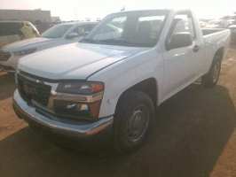 GMC Canyon 2010