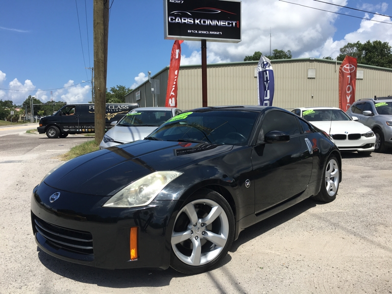 2006 nissan 350z grand touring inventory cars konnect auto2006 nissan 350z grand touring inventory cars konnect auto dealership in tampa, florida