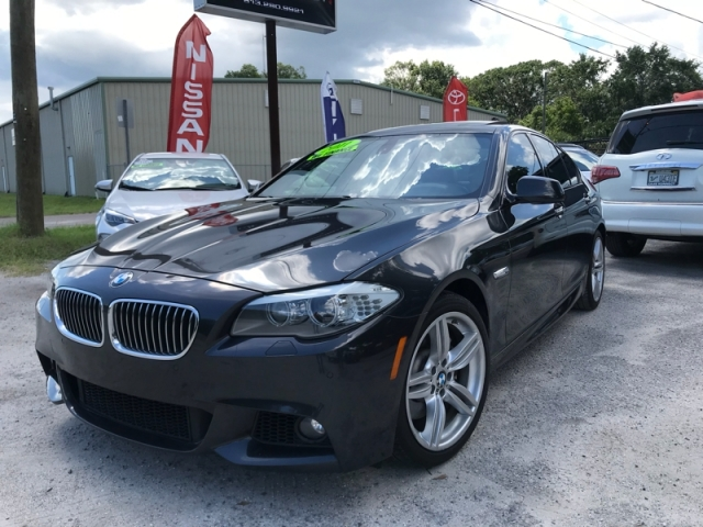 BMW 535I M Sport >> 2011 Bmw 535i M Sport Package All The Options Clean Carfax