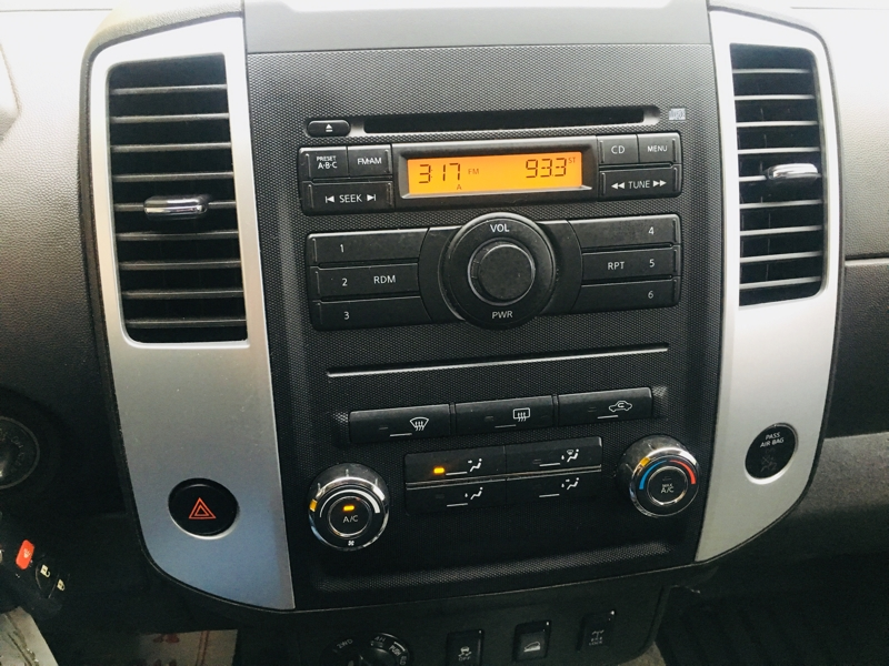 Suzuki Equator 2012 price $11,995