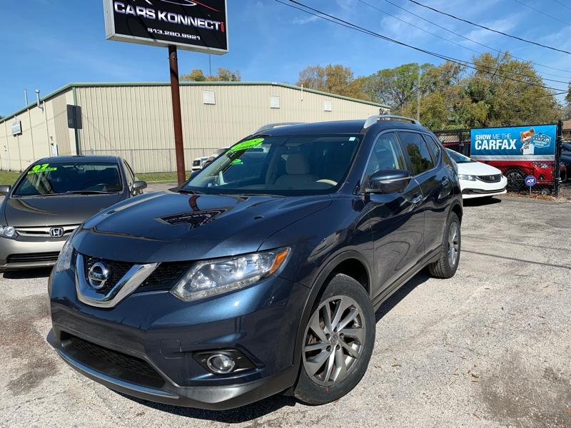 Nissan Rogue 2015 price $14,995