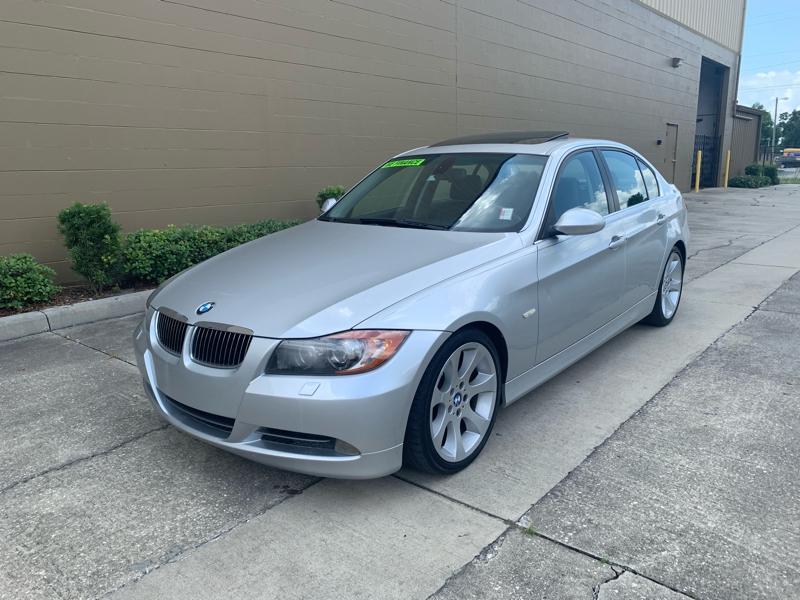 BMW 3-Series 2006 price $7,995