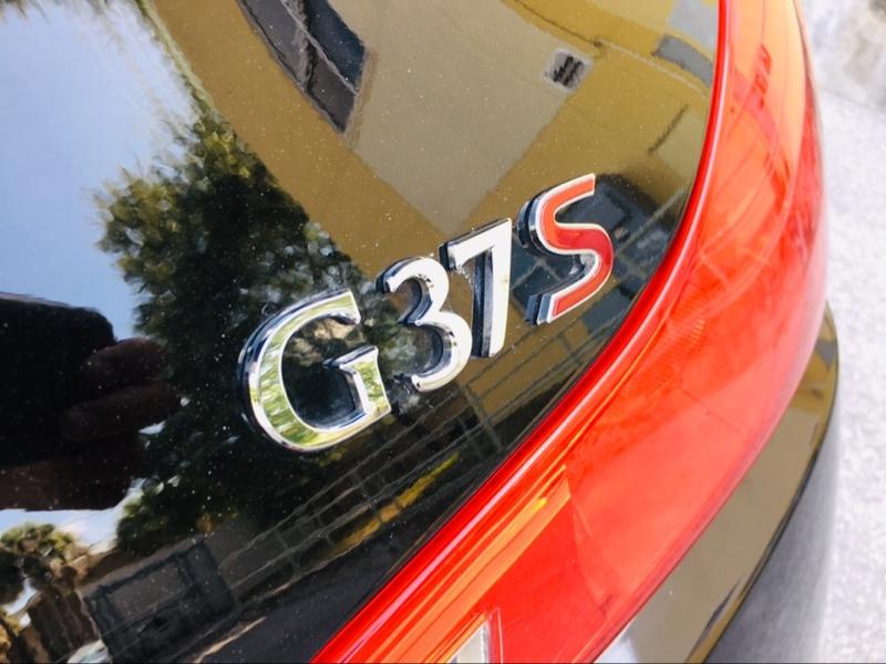 Infiniti G37 Coupe Sport 2012 price $15,995
