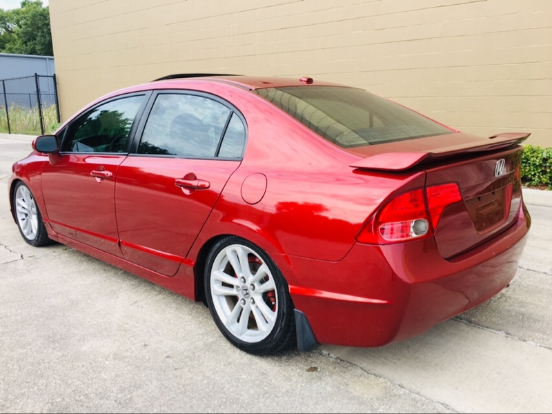 Honda Civic Si 2007 price $6,495
