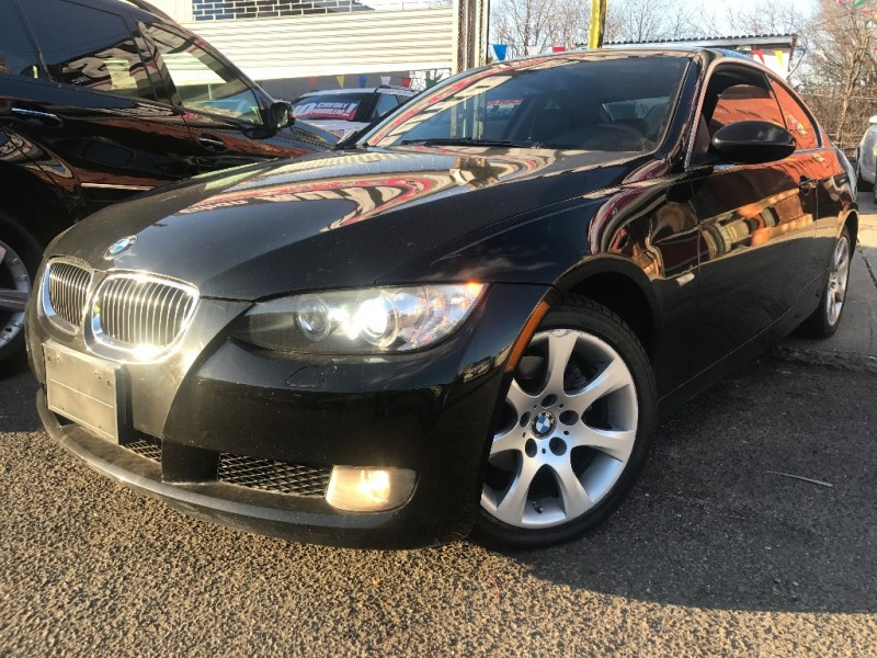 BMW Series Dr Cpe Xi AWD Inventory EZ Riders Auto - 2007 bmw 3 series 328xi coupe