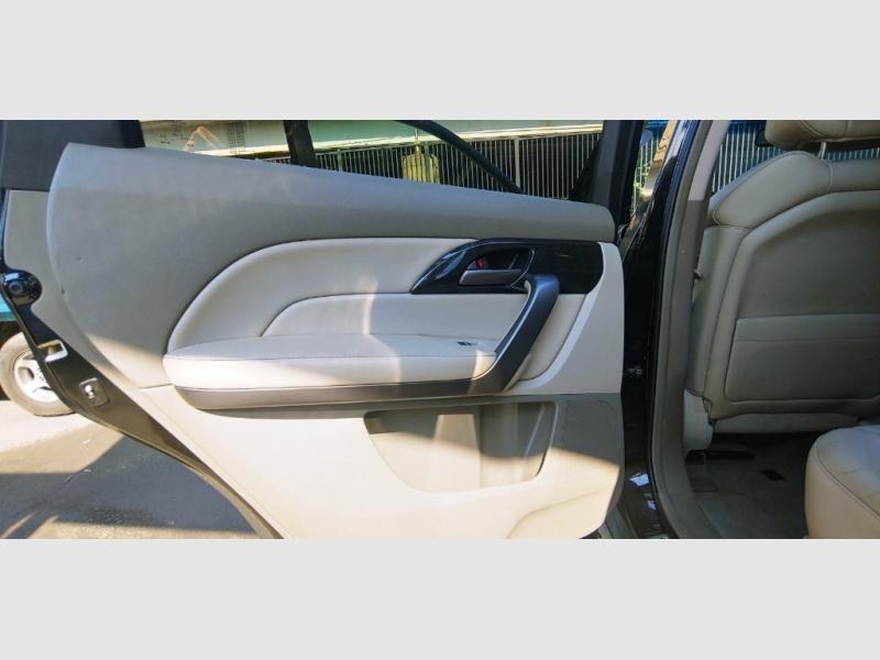 Acura MDX 2008 price $1,998