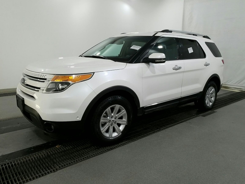 Ford Explorer 2013 price $17,823