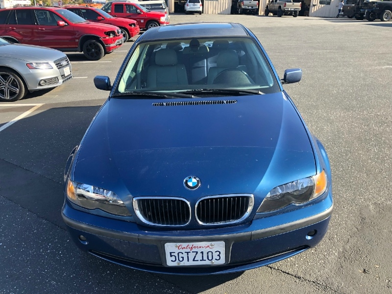 BMW 3-Series 2003 price $3,495