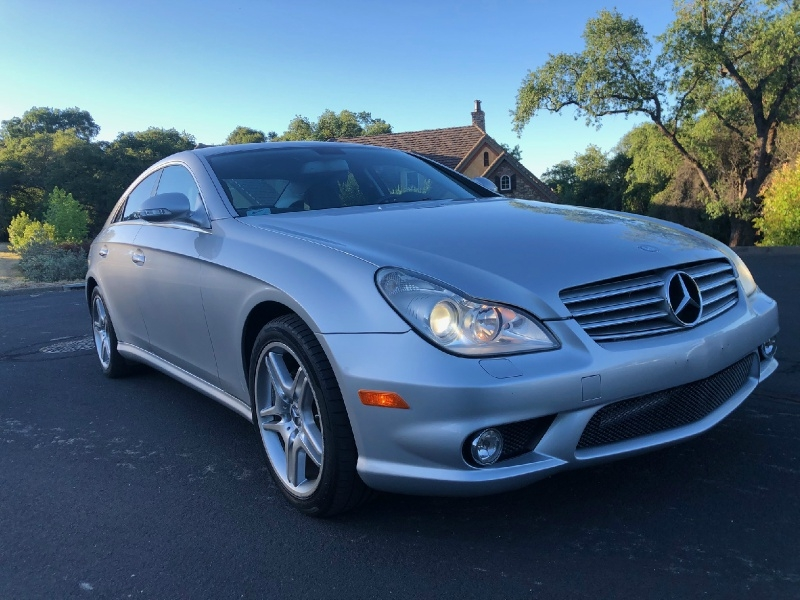 Mercedes-Benz CLS-Class 2007 price $9,995