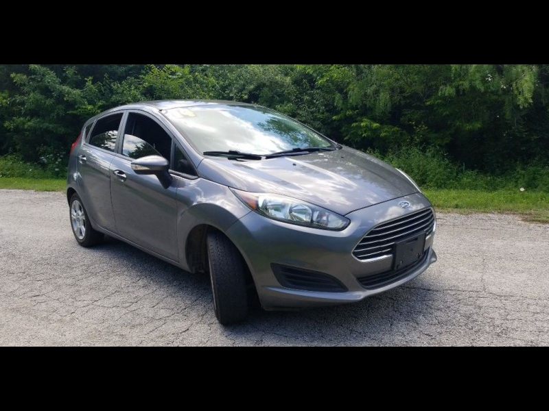 Ford Fiesta 2014 price $7,500