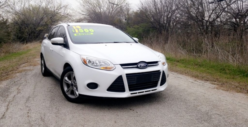Ford Focus 2014 price $6,500 Cash