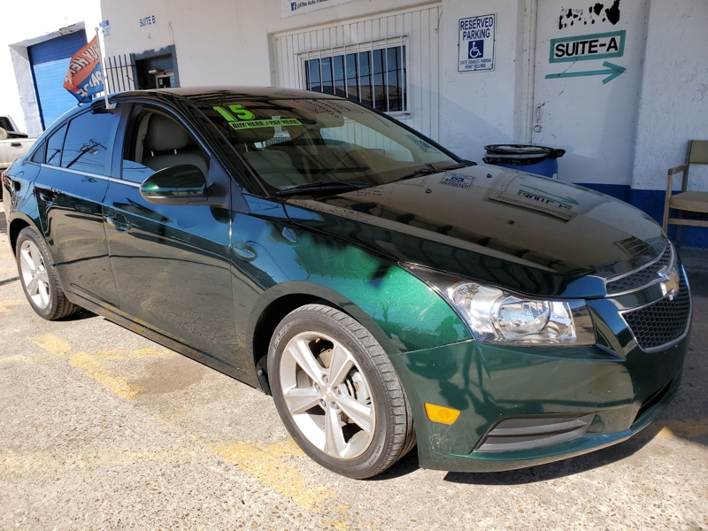 Chevrolet Cruze 2015 price $1,500Down
