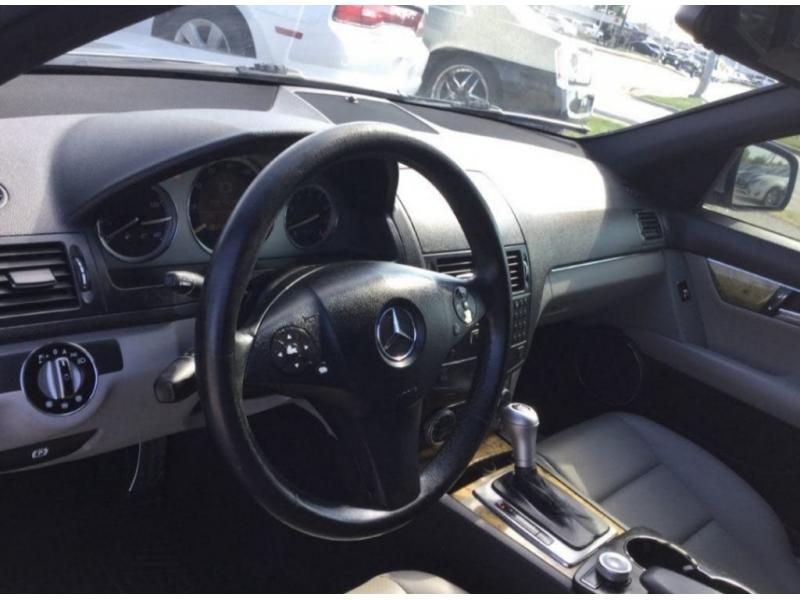 Mercedes-Benz C-Class 2008 price $10,000