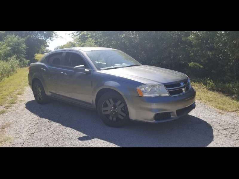 Dodge Avenger 2013 price $6,500