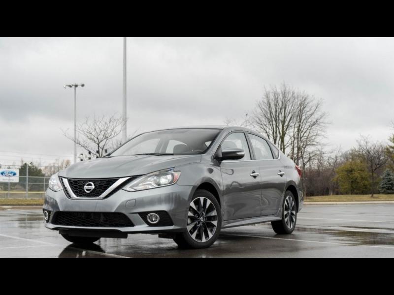 Nissan Sentra 2017 price $10,000