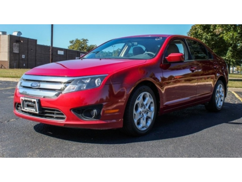 Ford Fusion 2010 price $6,499