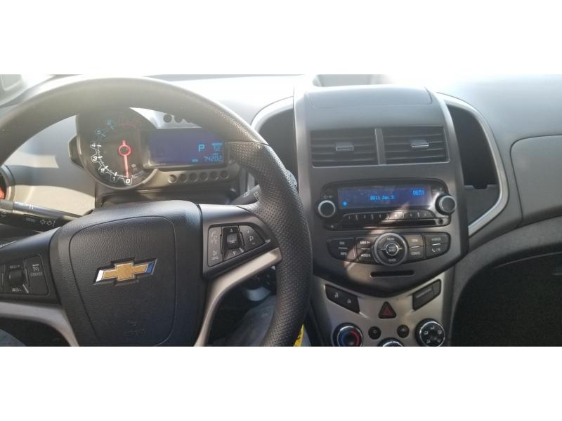 Chevrolet Sonic 2014 price $7,499